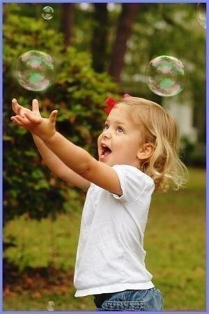 Как делать классные мыльные пузыри