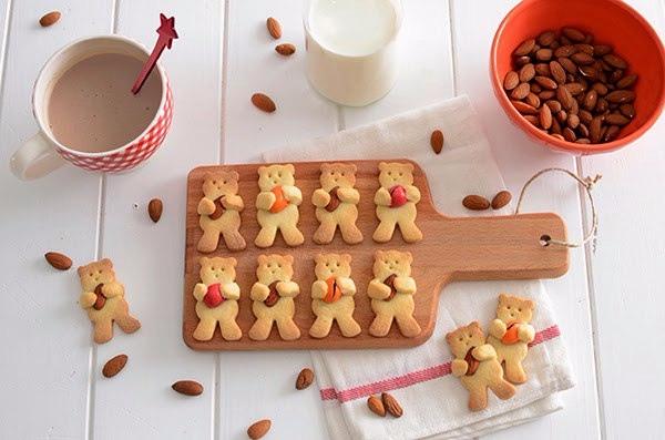 Как сделать с ребенком забавные печенья