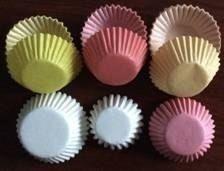 Красивые аппликации из формочек для кексов
