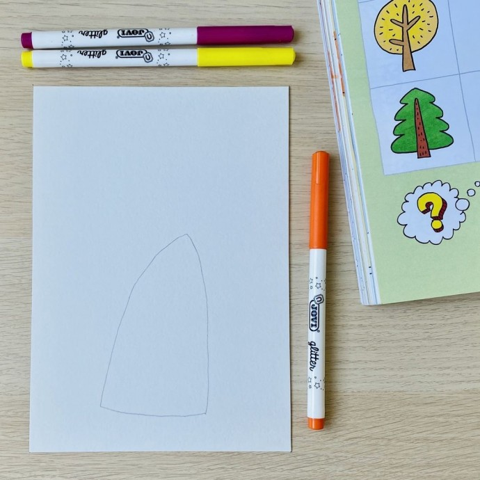 Рисуем мышку