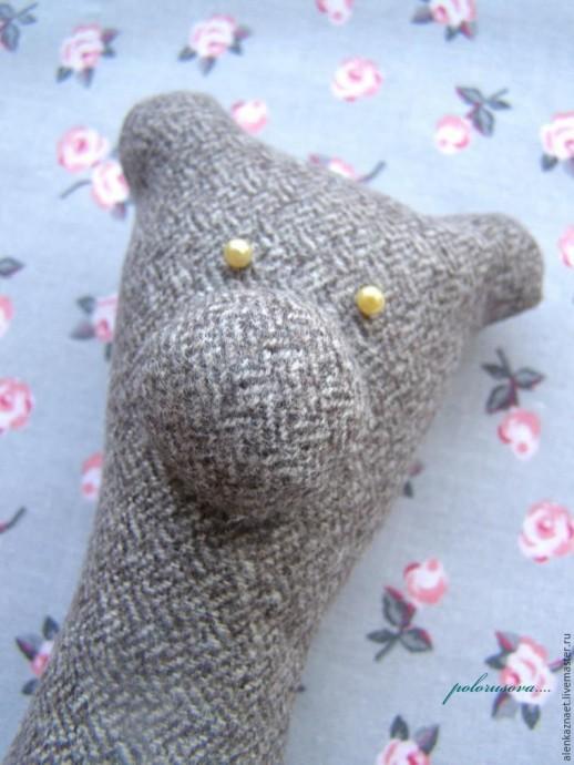 Шьем текстильных мишек Гилберта и Энджи