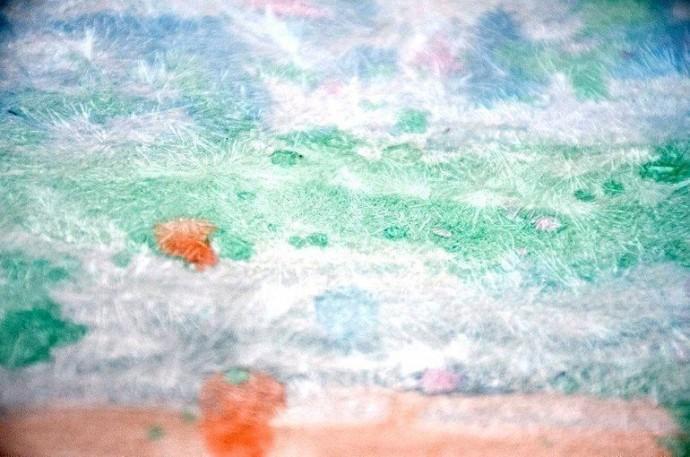 Ледяной рисунок