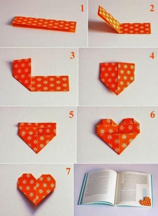 Закладки-оригами 2