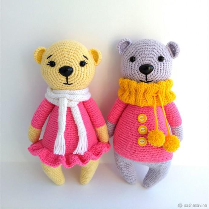 Крошки медвежата