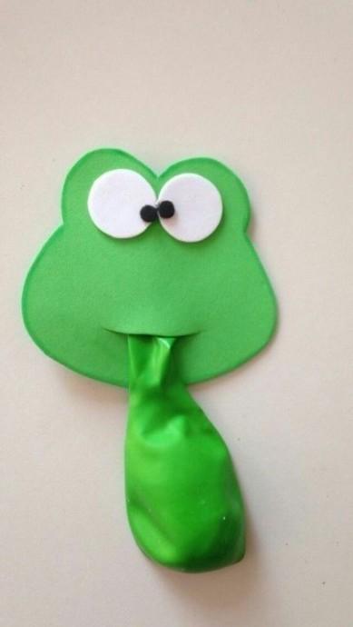 Забавные идеи для использования воздушных шариков в поделках