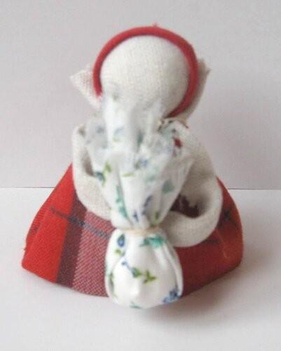 Традиционная кукла-оберег Подорожница