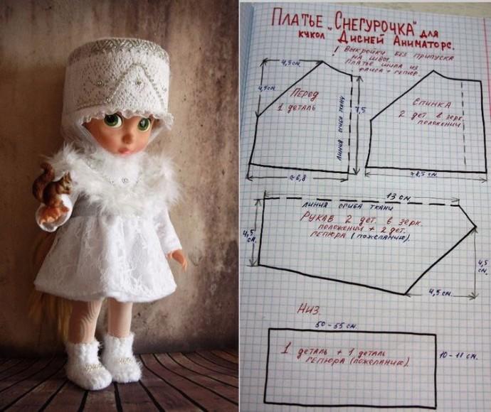 Шьем одежду для куколок 6