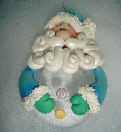 Ёлочная игрушка Дед Мороз