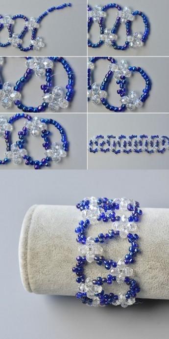 Нежный браслет для девочек