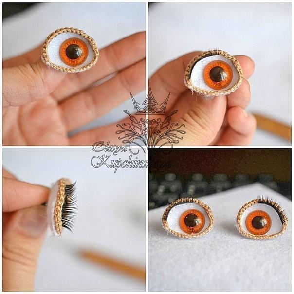 Глазки для кукол, которые приводят в восторг