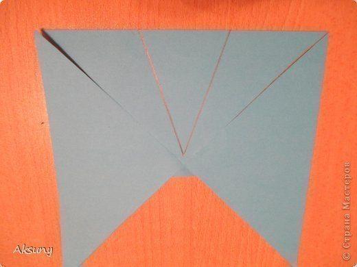 Бумажный бантик 4