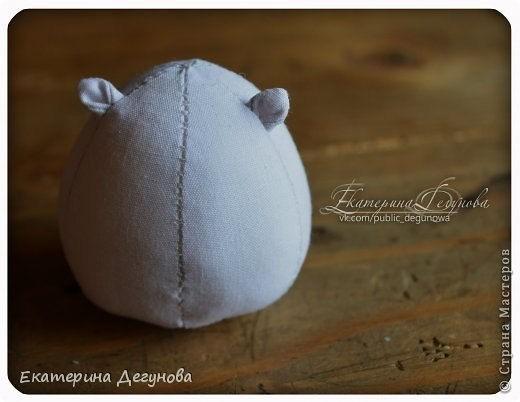 Мягкая игрушка-совушка