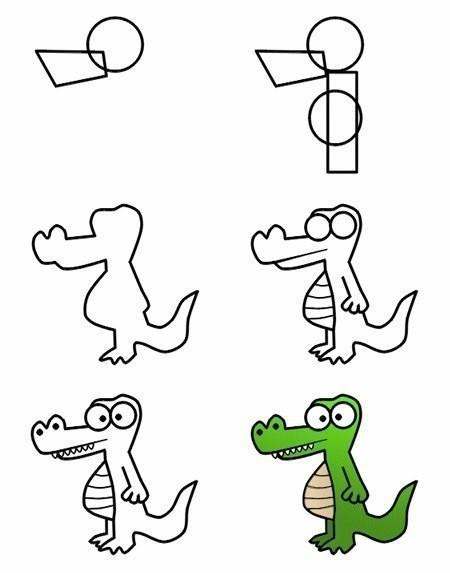 Рисуем животный мир с самыми маленькими