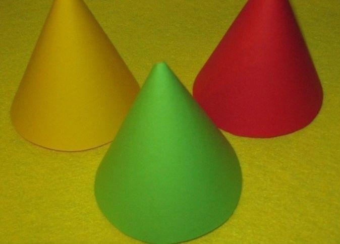 Объёмные петушки из бумаги