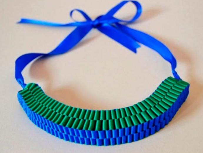 Оригинальное ожерелье