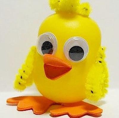 Поделки с детьми из яиц киндер-сюрприза: идеи