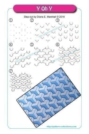 Рисунки по клеточкам для самых терпеливых
