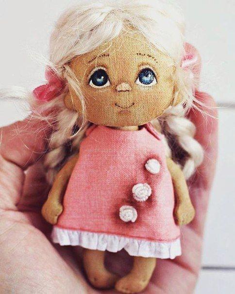 Тряпичная куколка