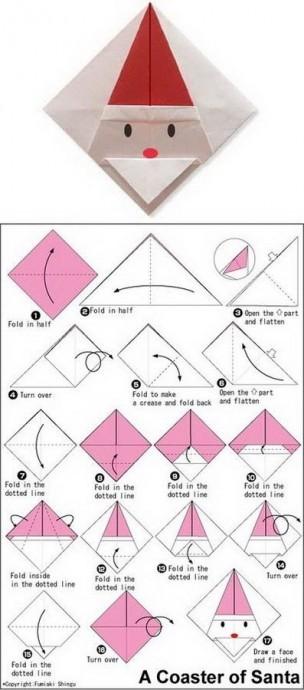 Искусство оригами с детьми 5