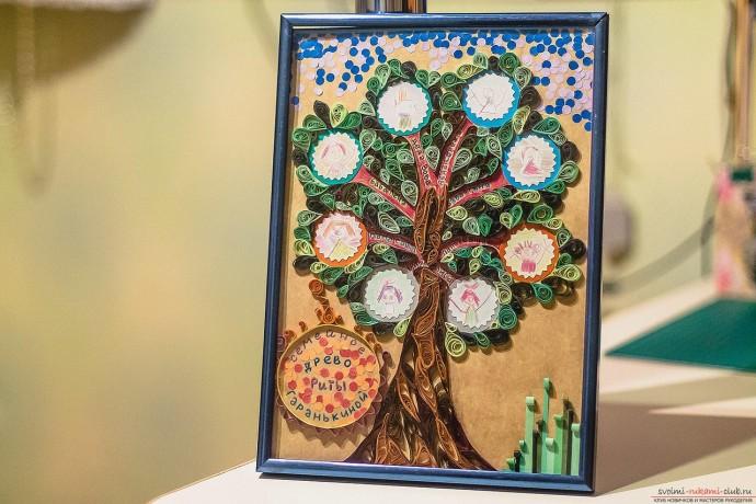Творчество с детьми: семейное древо