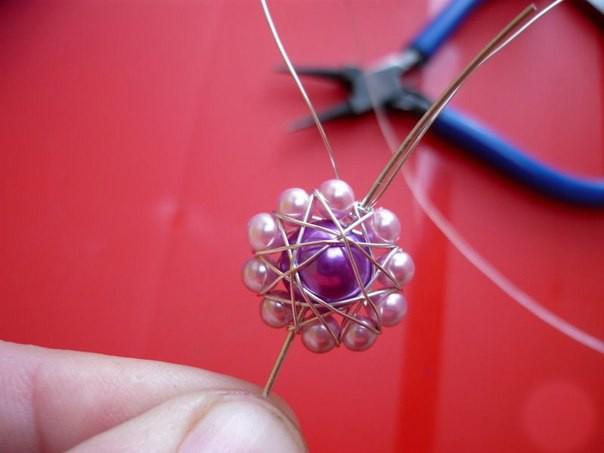 Плетение украшений из бусинок 4