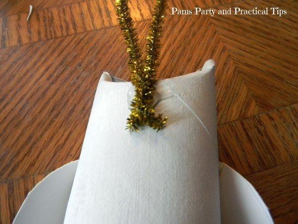 Рождественские ёлочные игрушки в виде сов 6