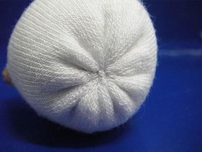 Совы из носочков