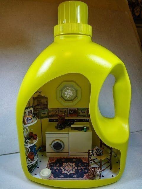 Отличные идеи для игр из плacтиковых бутылей и ведер
