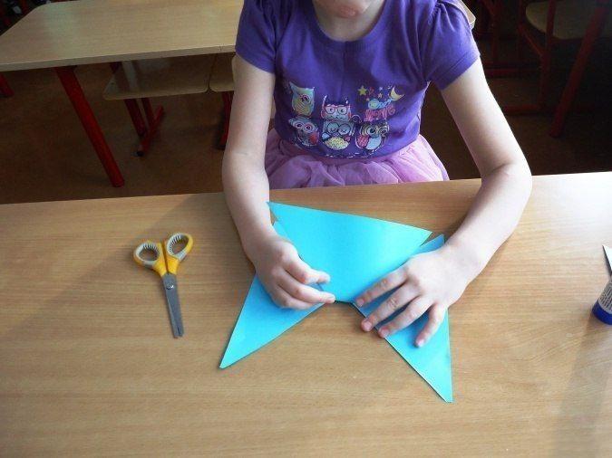 Бантики-оригами 2