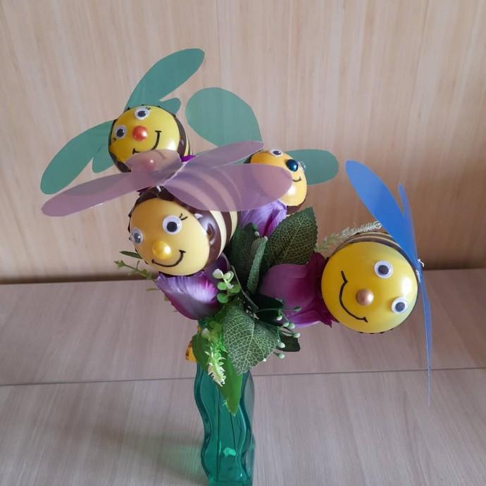 Веселые пчелки