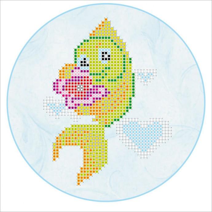 Бисерные миниатюрные вышивки для детей 4