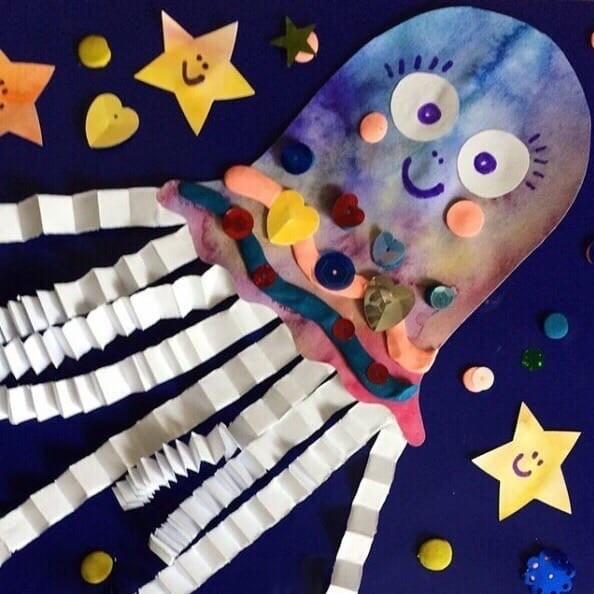 Призрачная медуза