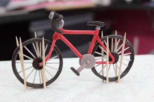 Велосипед для куклы своими руками 9