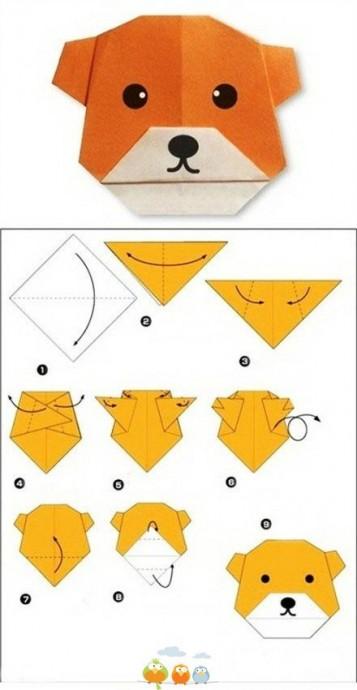 Животные-оригами