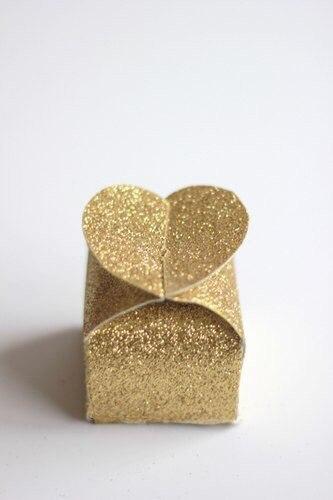 Идeя для упаковки с сердечком