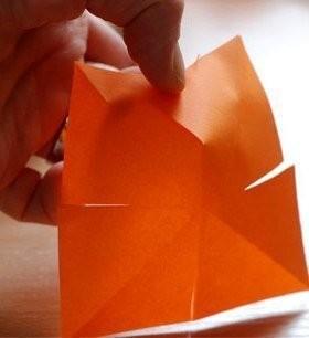 Тюльпанчики из бумаги