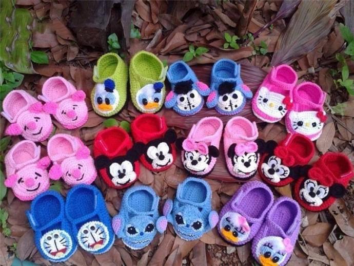 Обувь для куколок