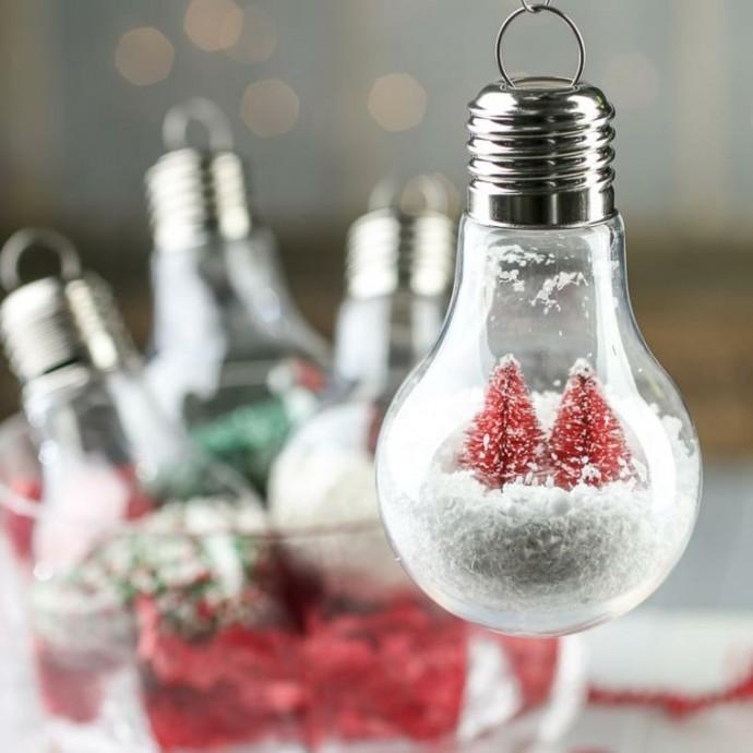 Идеи преображения старых лампочек