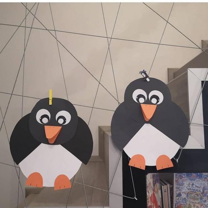 Упитанные пингвины