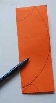 Плетеная сова из бумаги