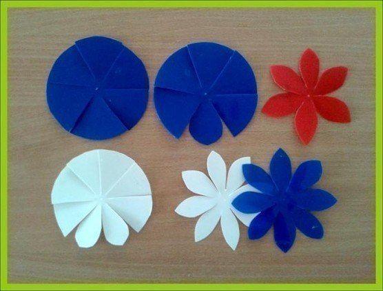 Цветы-подвески 2
