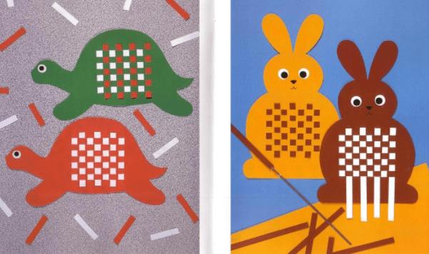 России картинки, плетение из бумаги картинки
