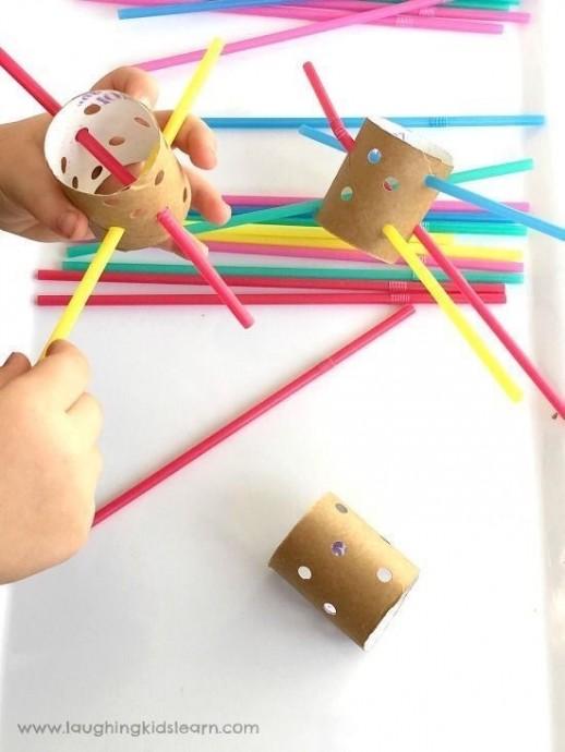 Идеи для развивающих игр, которые можно делать с детьми самостоятельно