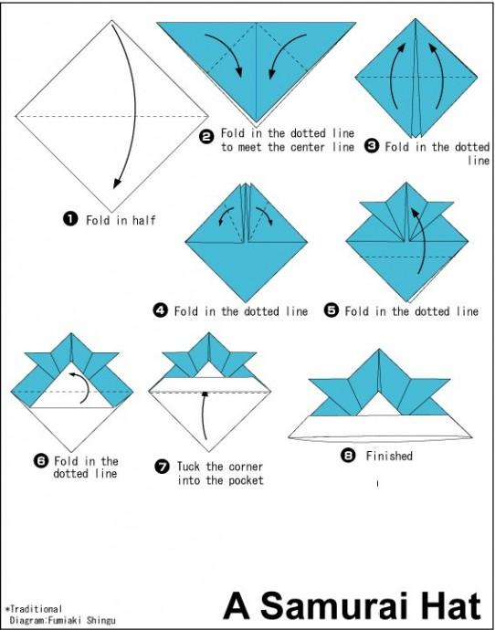 Лягушка-попрыгушка, мышка-норушка и другие оригами
