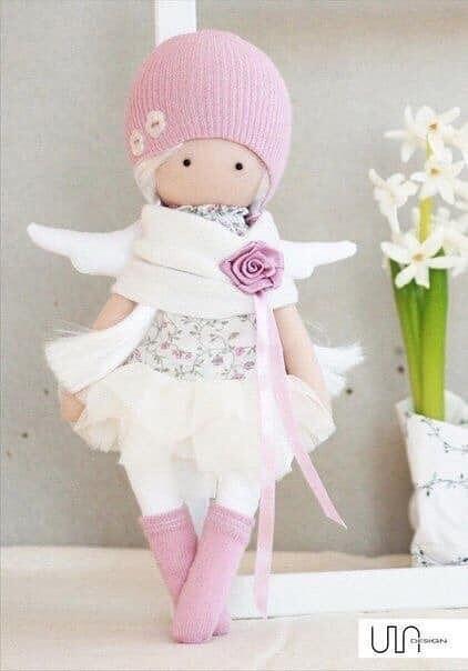Куколка-ангелочек