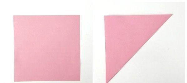 Веселые вороны в технике оригами 2