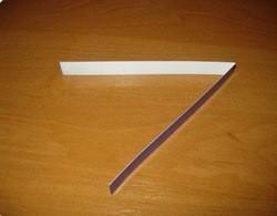 Объёмный самолет из картона