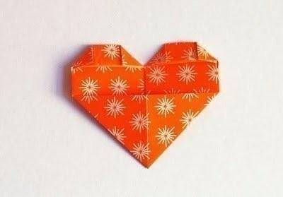 Сердечная закладка для любимых детских книжек