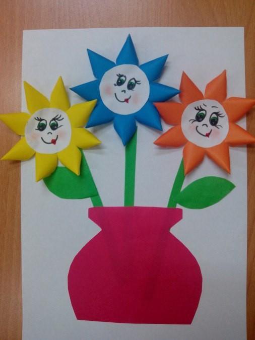 Цветочки для любимой бабушки 0