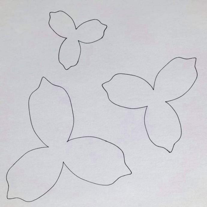 Зайчики из бумажных тарелочек
